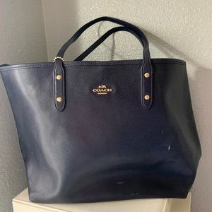 Original Coach tote bag